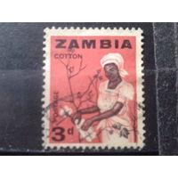 Замбия 1964 Стандарт 3п