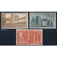 Монастыри Испания 1959- Королевский монастырь Санта-Мария-де-Гуадалупеn-MNH** (И)