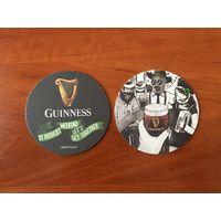 Подставка под пиво Guinness No 55