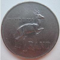 ЮАР 1 ранд 1978 г.