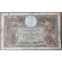 100 франков 1934г