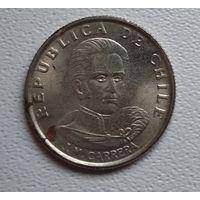 Чили 1 эскудо, 1971 6-1-3