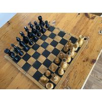 Шахматы СССР дерево