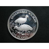 Тонга 1 паанга 1991 года.