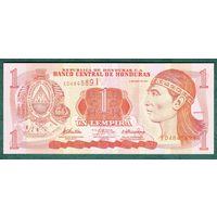 Гондурас 1 лемпира  2010 год   UNC