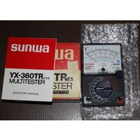 Мультиметр стрелочный Sunwa yx-360tr