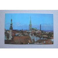 Эстонская ССР; 1973, 1 открытка.