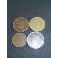 Монеты 18
