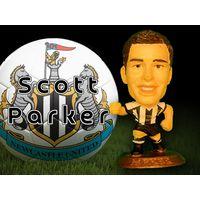 Scott Parker NEWCASTLE United 5 см Фигурка футболиста MC4375
