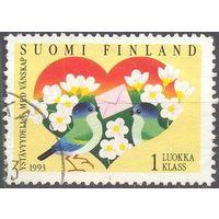 Финляндия Эстония птицы