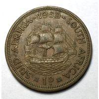 Южная Африка, 1 пенни 1959