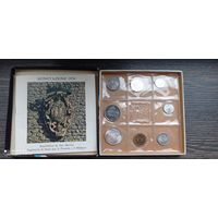 1974 г Сан Марино сет с 500 лира серебро