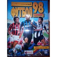 Журнал для наклеек Итальянский футбол 98 Merlin