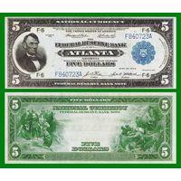 [КОПИЯ] США 5 долларов 1918 г.