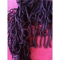Боа нитяное цвет лиловый длинна 2м 20 см