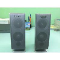 Колонки (пара) от стереосистемы Panasonic SB-FS720  70W (MAX) 4om