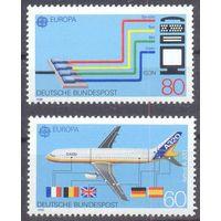 Германия 1988 Европа-Септ авиация