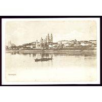 Полоцк Вид на город со стороны Задвинья