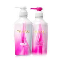 """Shiseido Tsubaki Volume """"объемные и блестящие"""" шампунь и кондиционер 450+450 мл"""