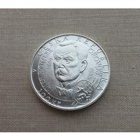 Чехия, 200 крон 2003 г., серебро