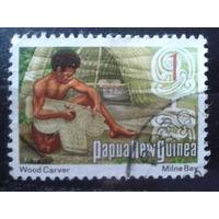 Папуа Новая Гвинея 1973 Стандарт 1с