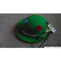 Шляпка маскарадная