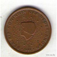 Нидерланды 5 евроцентов 1999 г   распродажа