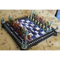 Шахматы Гарри Поттер. 2 серии