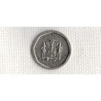 Ямайка 5 долларов 1996 (Uss)