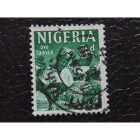 Нигерия. Искусство.
