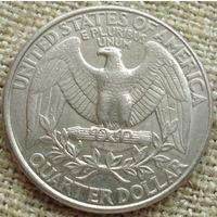 25 центов 1997 США