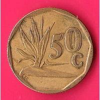 47-16 ЮАР, 50 центов 1993 г.