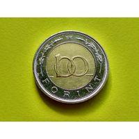 Венгрия. 100 форинтов 1997.