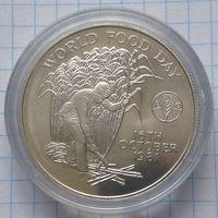 Маврикий 10 рупий 1981г