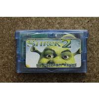 Картридж GameBoy Advance Shrek 2 на русском