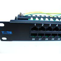Патч-панель телефонная ''TWT-PP50TEL12''