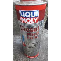 Присадка в дизтопливо liqui moly