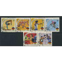 Мадагаскар /спорт/ 1992г -1843