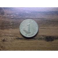 Эквадор 1 сентаво 2000