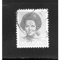 Нидерланды.Ми-1298.Королева Беатрикс.1982.