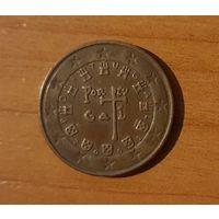5 евроцентов 2002 Португалия