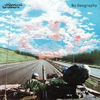 The Chemical Brothers - No Geography // 2LP new