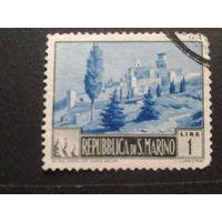 Сан-Марино 1949 стандарт