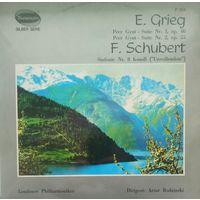 E. Grieg/F. Schubert  1965, WTR, LP, Holland