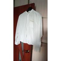 Мужская льняная рубашка, фирменная