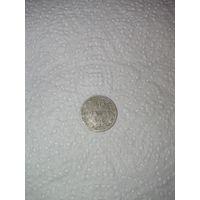 10 грош 1840 года MW хороший сохран