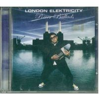 CD London Elektricity - Power Ballads (2005) Drum n Bass