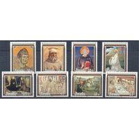 Руанда 1981 Живопись. Религия, 8 марок