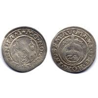 Грошен (1/24 талера) 1573, Германия, Гамельн (город). Ранний городской грошен, редкий!
