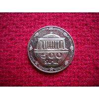Узбекистан 500 сум 2018 г.